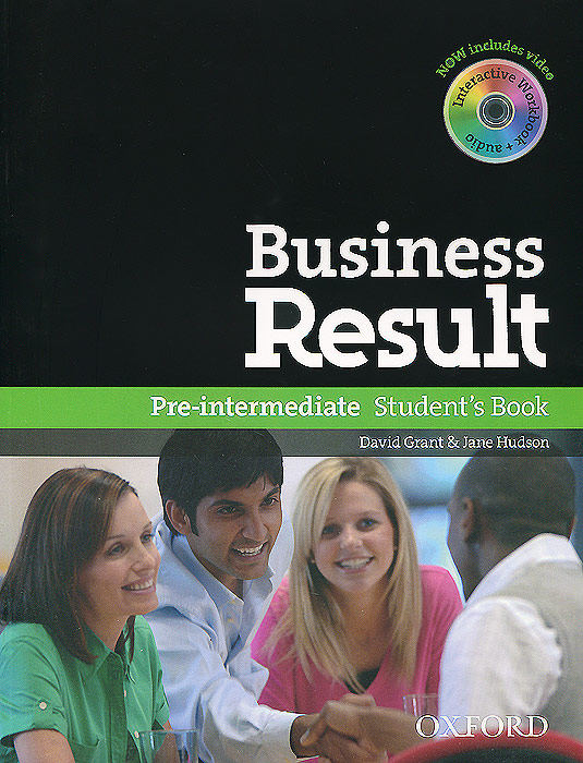 Business Result: Pre-intermediate Student's Book (+ DVD-ROM) speakout pre intermediate student s book with active book dvd rom