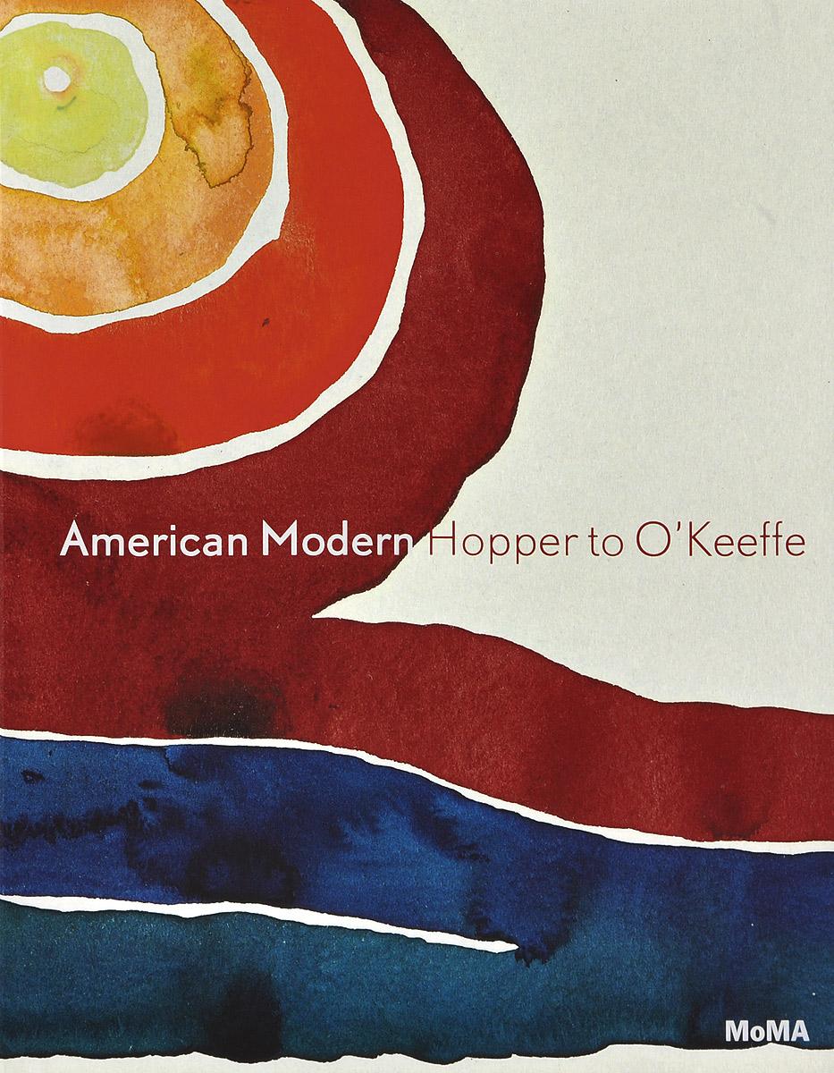 American Modern: Hopper to O'Keeffe палатка easy camp 8 местная 120183