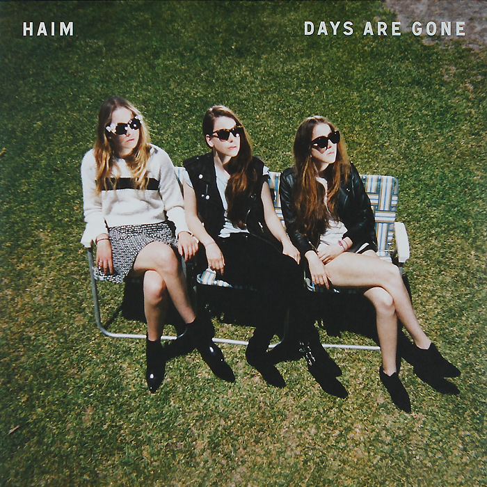 HAIM Haim. Days Are Gone (2 LP) цена и фото