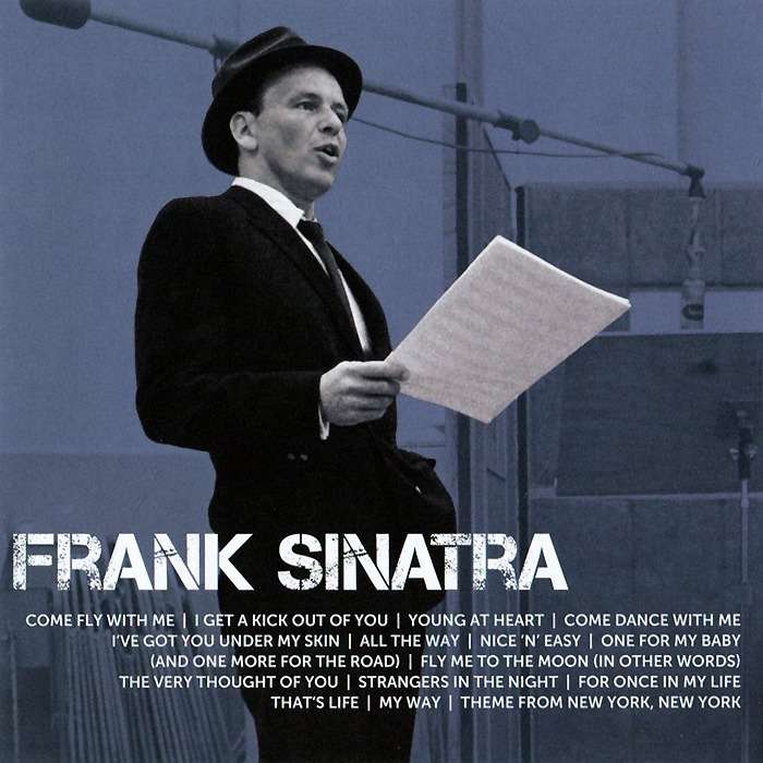 Фрэнк Синатра Frank Sinatra. Icon фрэнк синатра frank sinatra nothing but the best