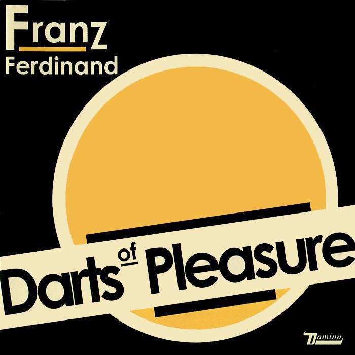 Franz Ferdinand Franz Ferdinand. Darts Of Pleasure femi pleasure футболка