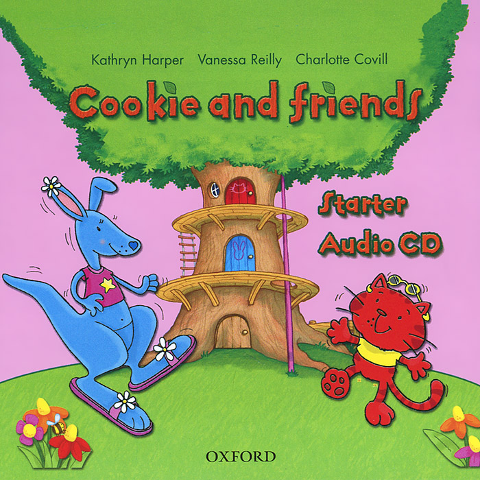 Cookie and Friends Starter (аудиокурс CD) cookie and friends a