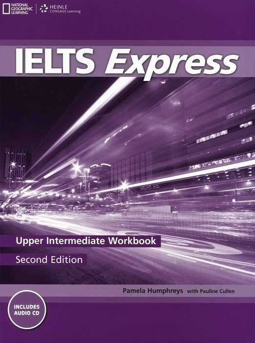 цены на Ielts Express (+ CD)  в интернет-магазинах