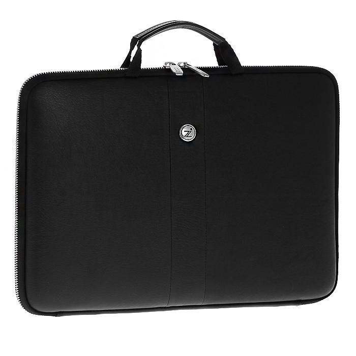 Cozistyle Smart Sleeve сумка с охлаждением для ноутбуков до 13, Black (кожа) сумка для ноутбука 13 cozistyle aria smart sleeve кожа золотистый