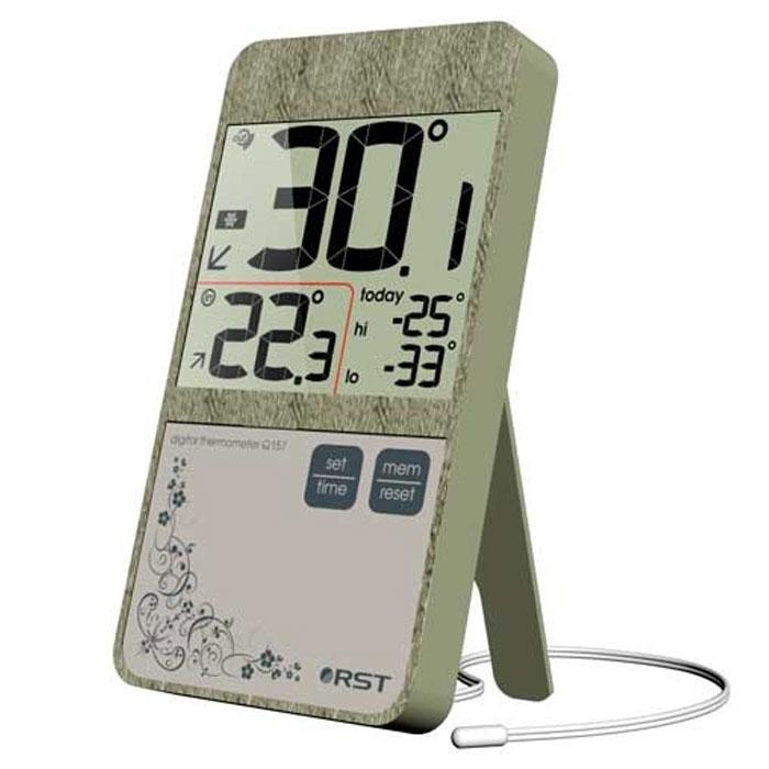 RST02157 цифровой термометр в стиле iPhone 4