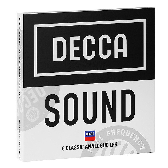 Decca Sound. Classic Analogue LPs. Limited Edition (6 LP)
