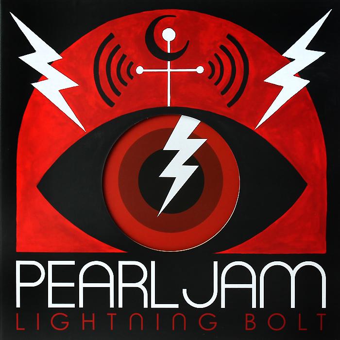 Pearl Jam Pearl Jam. Lightning Bolt (LP) pearl jam pearl jam binaural 2 lp