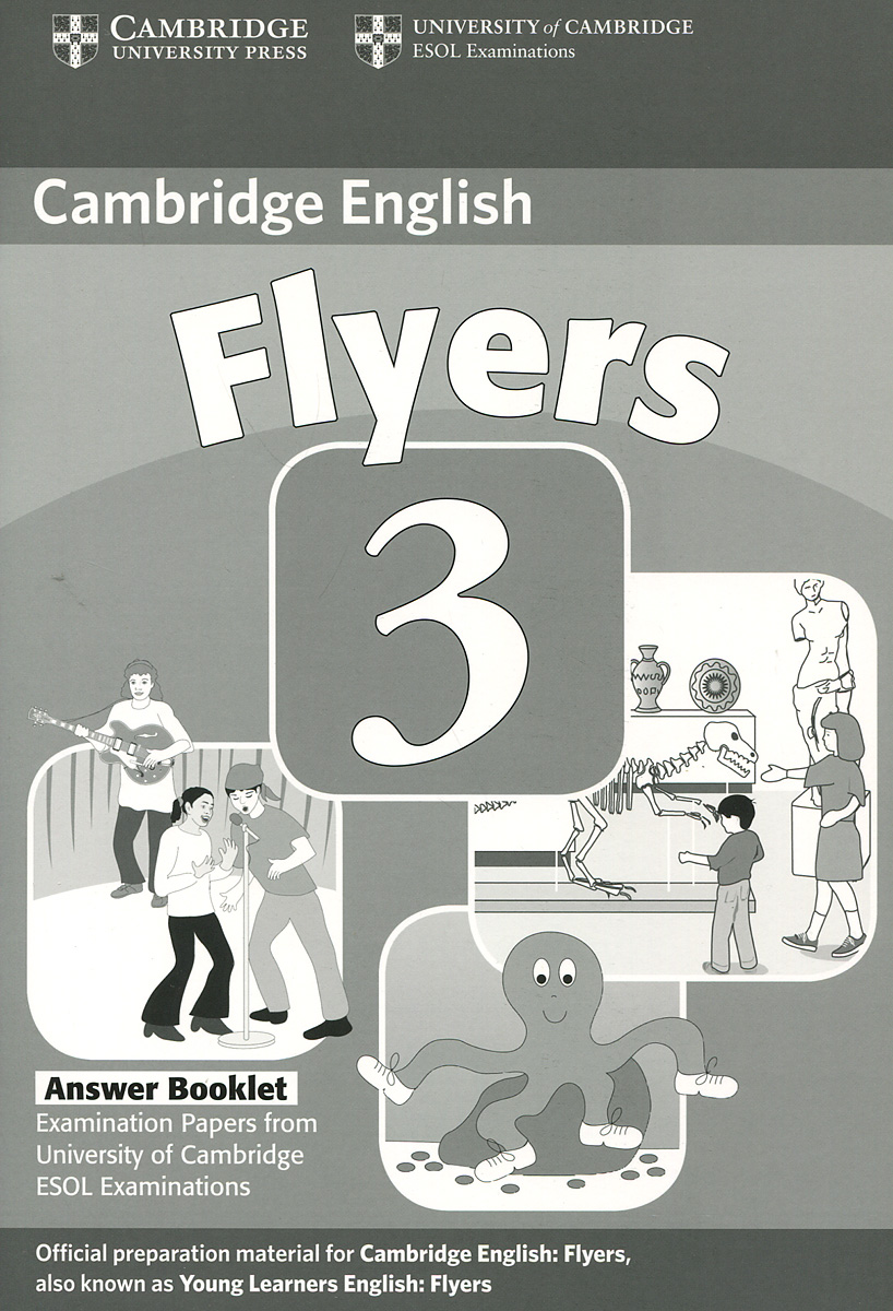 Cambridge Flyers 3: Answer Booklet the answer the answer revival