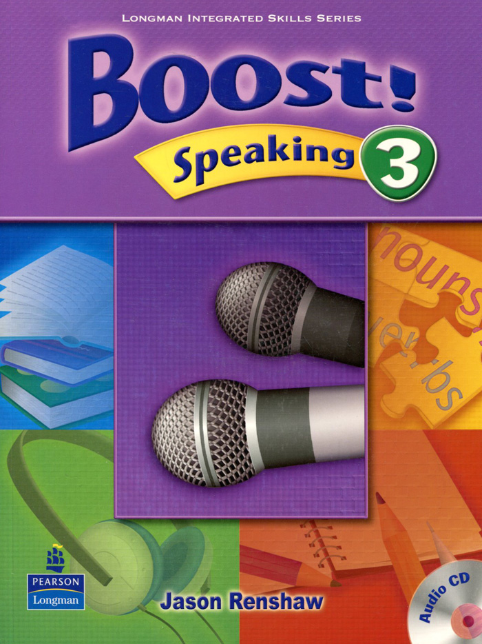 Фото - Boost! Speaking: Level 3 (+ CD) terry mcmorris acquisition and performance of sports skills