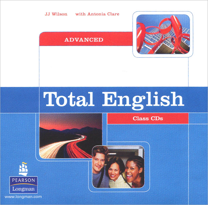 Total English: Advanced (аудиокурс на 2 CD) cae gold plus аудиокурс на 2 cd