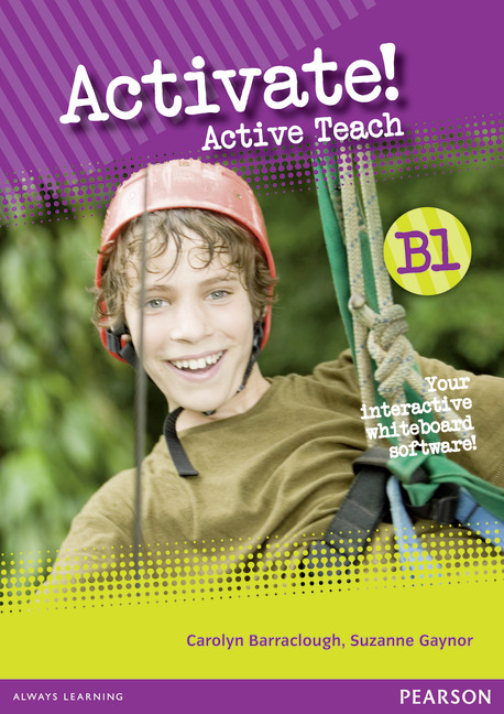 Фото - Activate! B1: Active Teach (CD-ROM) active cut out elastic vest in navy
