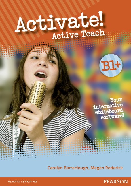 Activate! B1+: Active Teach (CD-ROM) speakout elementary active teach