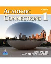 Academic Connections 1 Audio CD