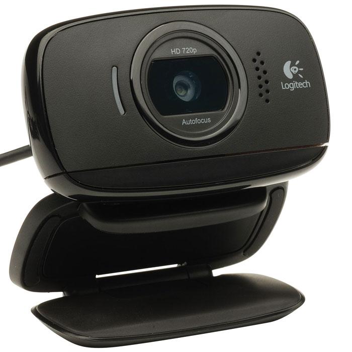 Web-камера Logitech B525 (960-000842) web камера logitech hd webcam b525 черный [960 000842]
