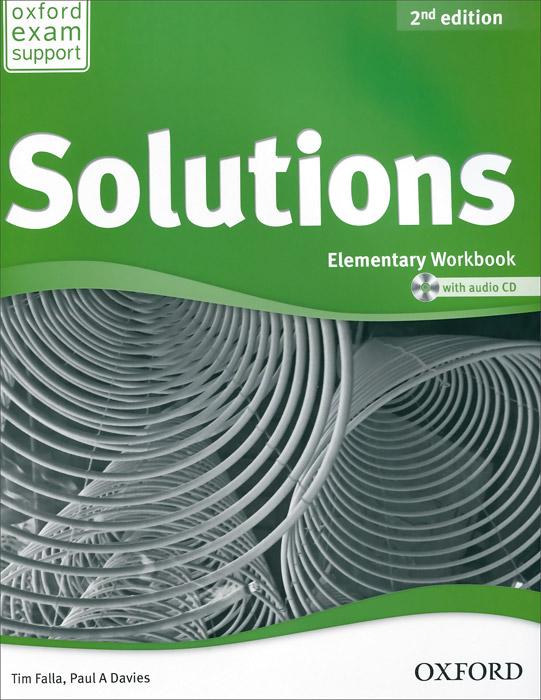 Solutions: Elementary: Workbook (+ CD-ROM)