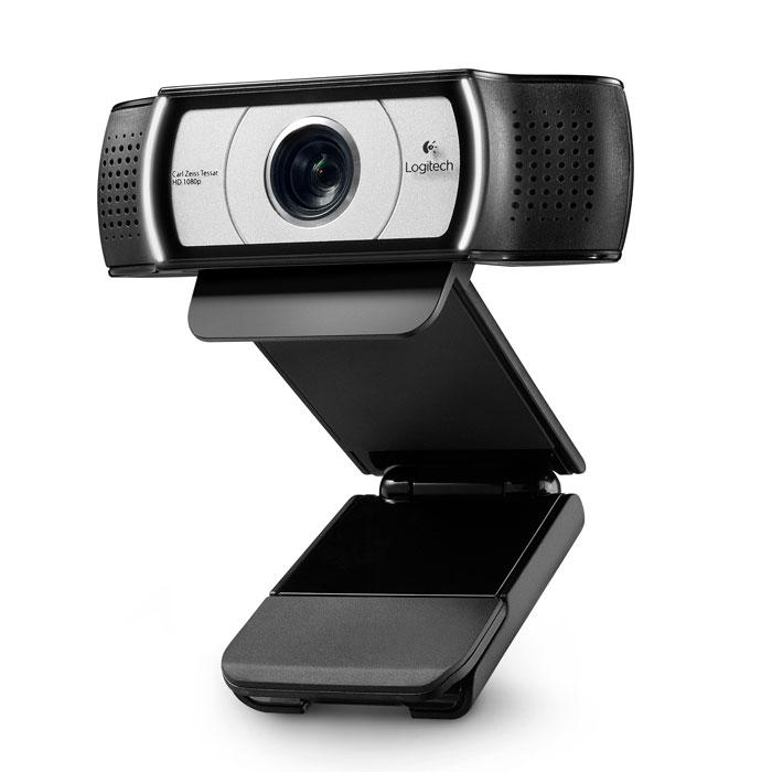 Web-камера Logitech C930e (960-000972) видеоэффекты для веб камеры