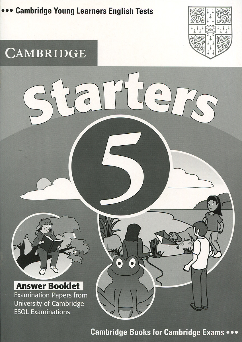 Starters 5: Answer Booklet the answer the answer revival