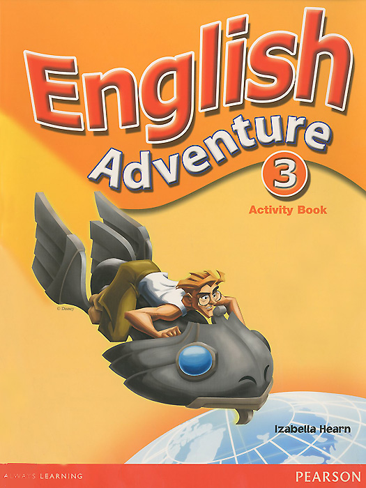English Adventure 3: Activity Book
