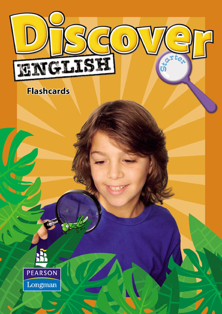Discover English: Starter: Flashcards (набор из 40 карточек) discover english starter flashcards набор из 40 карточек