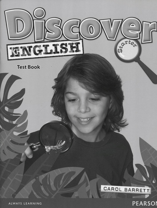 Discover English: Stater: Test Book discover english level 1 test book