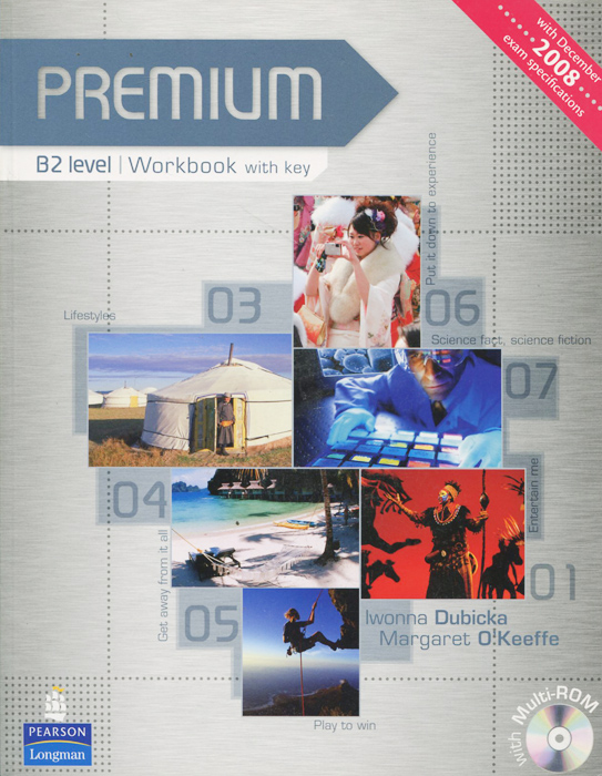 Premium: Level B2: Workbook with Key (CD-ROM) meet the martians easystarts cd rom