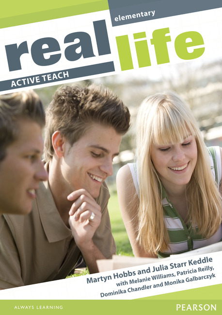 Real Life: Elementary: Active Teach real life elementary interactive dvd