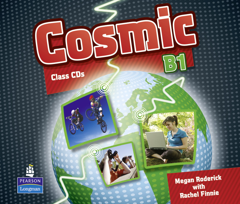 Cosmic: Level B1: Class CDs (аудиокурс на 2 CD)