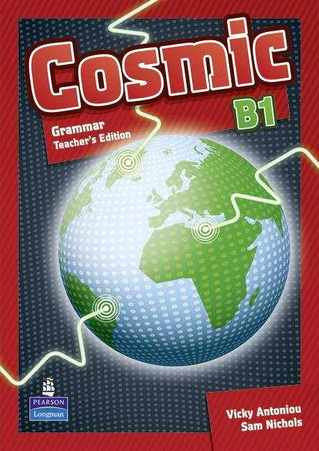 Cosmic Level B1 Grammar Teachers Guide les girls les boys пижама