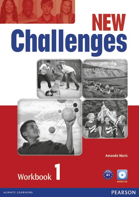 New Challenges 1: Workbook (+ CD) new challenges workbook 2 cd rom