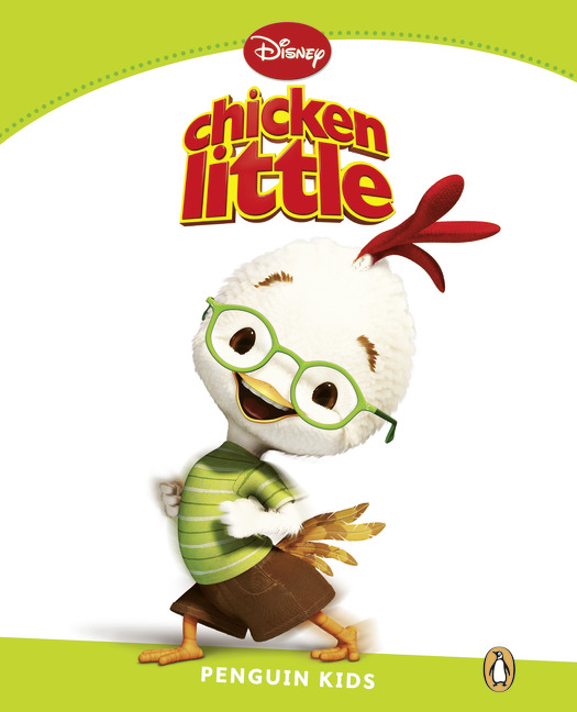 Penguin Reader Chicken Little Level 4 Reader penguin active reading level 3 charles dickens book