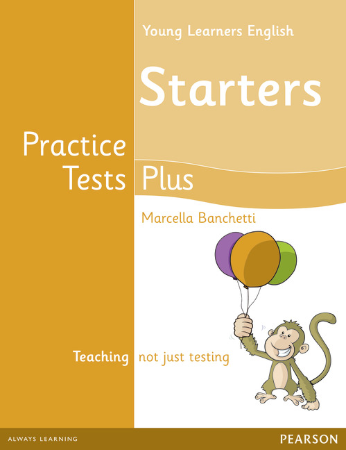 Young Learners English: Starter movers practice tests cd rom