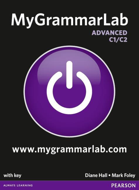 My Grammar Lab: Advanced Level: With Key focus on grammar 1 5 interactive instructor access card