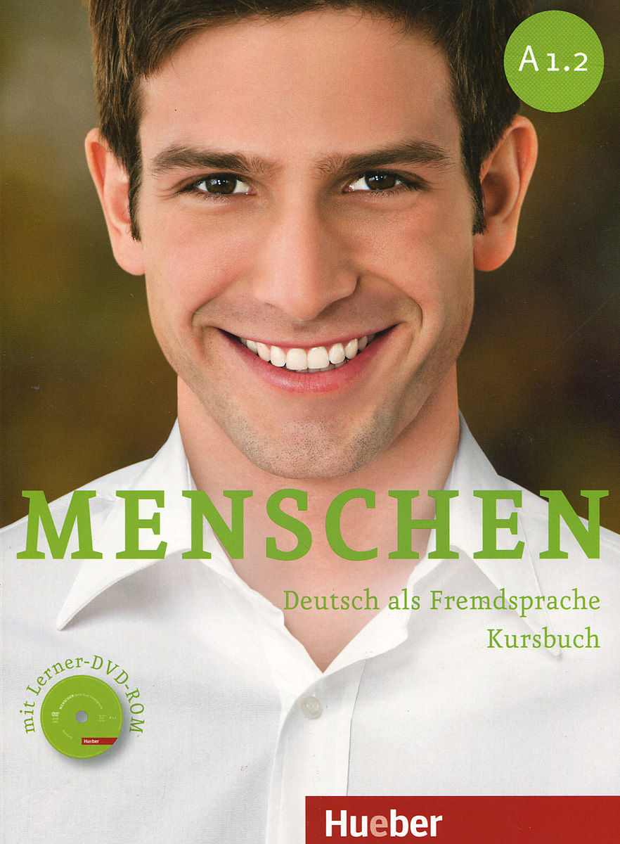 Menschen Sechsbandige Ausgabe: Kursbuch (+ DVD-ROM) kursbuch m audio cd