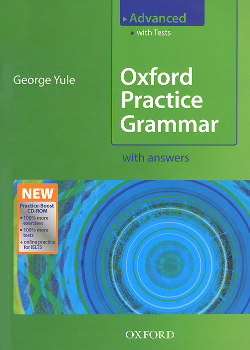 Oxford Practice Grammar Advanced: With Answers ( + CD-ROM) english for logistics cd rom