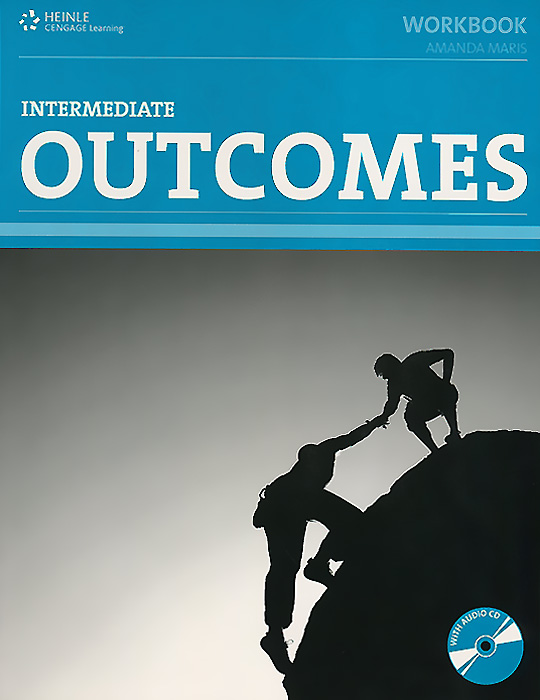 Фото - Outcomes Intermediate: Workbook (+ CD) outcomes upper intermediate workbook cd