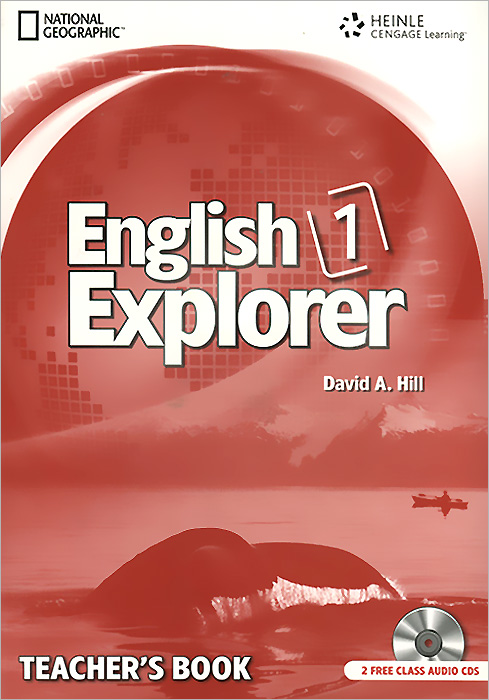English Explorer 1: Teacher's Book (+ 2 CD)