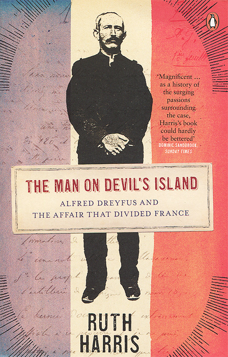 Фото - Man on Devil's Island: Alfred Dreyfus and the Affair That Divided France the penguin german phrasebook