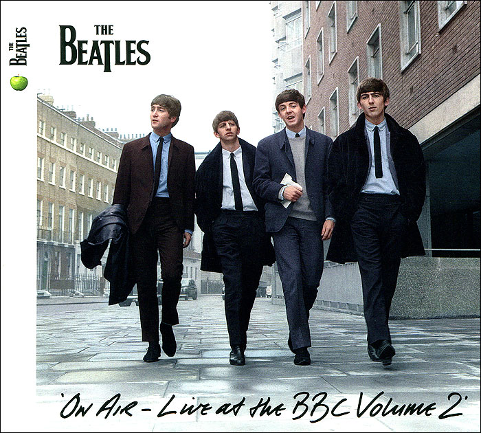 The Beatles The Beatles. On Air. Live At The BBC. Volume 2 (2 CD) hot fashion traveling on the road suitcase case protective case cover trolley bus case trip suitcase dust cover for 18 to 32 inc