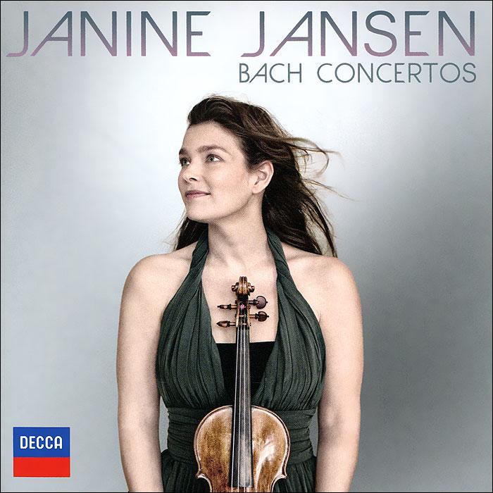 цена на Дженин Дженсен,Рамон Ортега Гуеро,Ян Янсен Janine Jansen & Friends. Bach. Violin Concertos