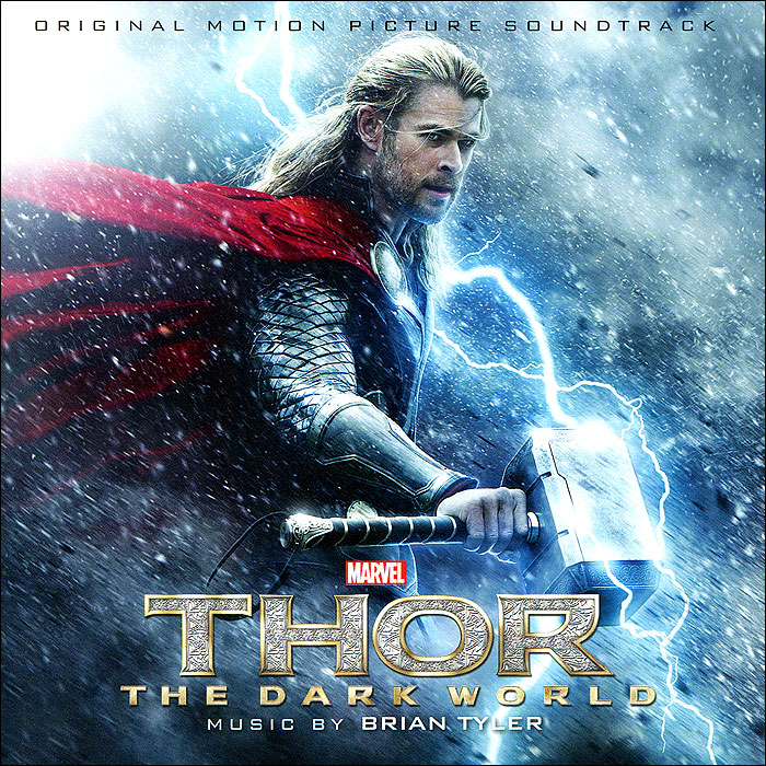 Thor. The Dark World. Original Motion Picture Soundtrack cabaret voltaire johnny yesno the original soundtrack from the motion picture