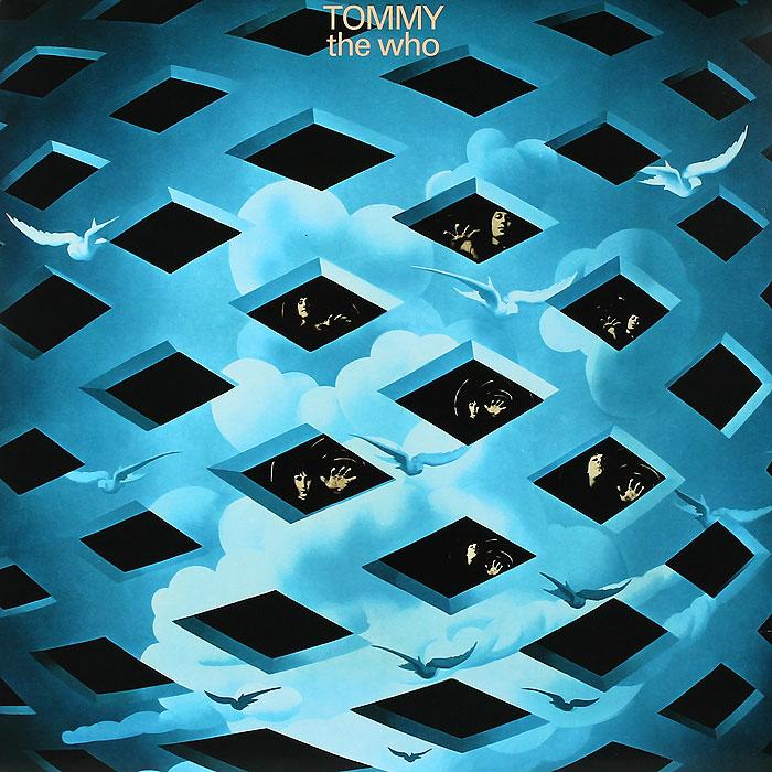 The Who The Who. Tommy (LP) the who the who my generation triple edition 3 lp