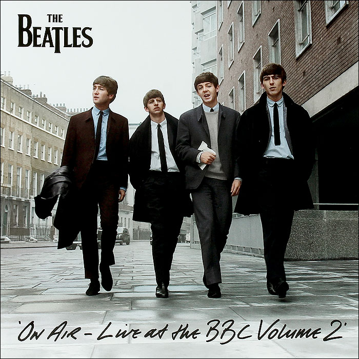 The Beatles The Beatles. On Air. Live At The BBC. Volume 2 (3 LP) the beatles level 3