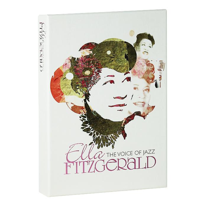 цена Элла Фитцжеральд Ella Fitzgerald. The Voice Of Jazz (10 CD) в интернет-магазинах