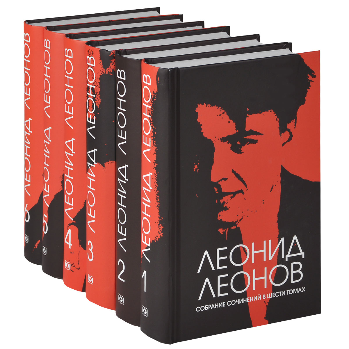 Леонид Леонов Леонид Леонов. Собрание сочинений (комплект из 6 книг)