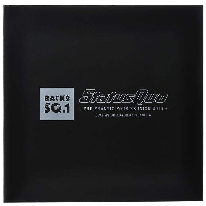 Status Quo Quo. Back2 Sq.1 Live At Glasgow (2 LP)