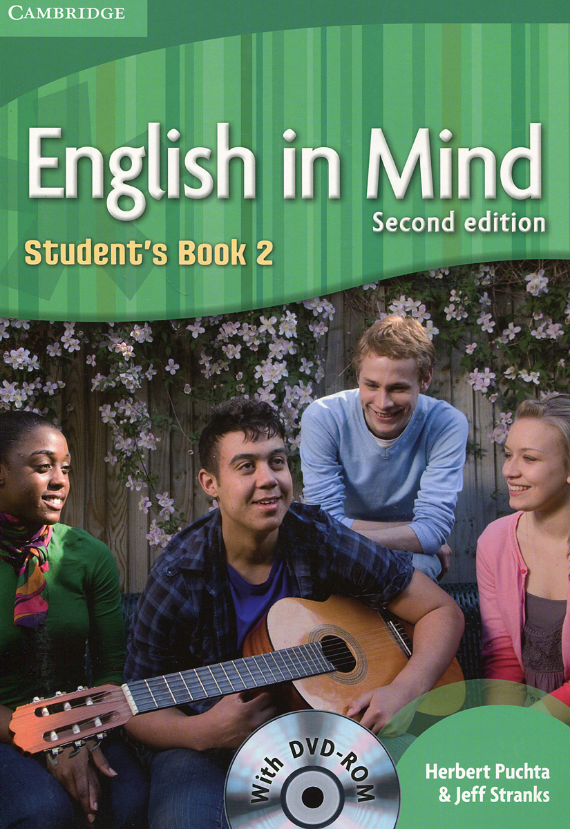 English in Mind: Level 2: Students Book (+ DVD-ROM) english in mind level 2 students book dvd rom