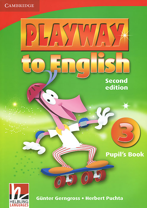 Playway to English 3: Pupil's Book playway to english 3 class musical video видеокурс на vhs