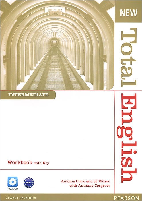 New Total English: Intermediate: Workbook with Key (+ CD) total english advanced workbook