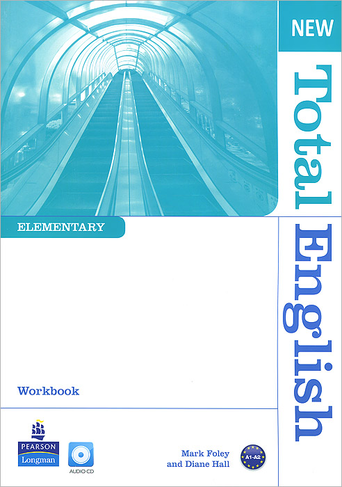 New Total English: Elementary: Workbook (+ CD) learning english language via snss and students academic self efficacy