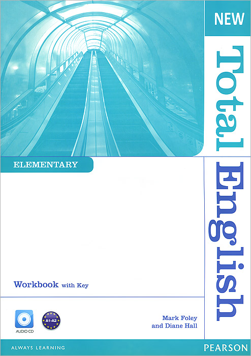 New Total English: Elementary: Workbook with Key (+ CD) total english advanced workbook